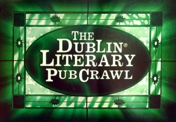 Literary pub crawl