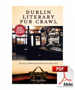 Dublin Literary Pub Crawl